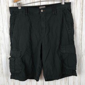 Tommy Bahama Pigment Dyed Cargo Shorts 35